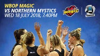 Waikato Bay of Plenty Magic v Skycity Mystics