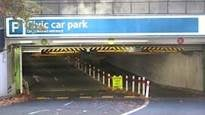 Prepaid Civic Car Park Entry