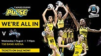 ANZ Premiership - Pulse vs Skycity Mystics