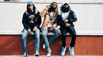 Flatbush Zombies, Kirk Knight, Nyck Caution