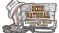 52nd Annual 2017 Dixie National Rodeo Featuring Tyler Farr