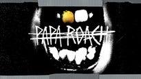 Papa Roach - Crooked Teeth World Tour
