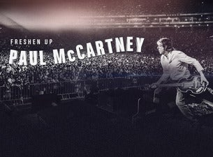 Tickets Paul Mccartney Freshen Up Madison Wi At