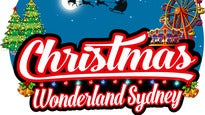 Christmas Wonderland Sydney