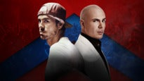 Enrique Inglesias & Pitbull - Official VIP Packages