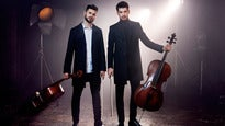 2Cellos pre-sale password for early tickets in a city near you