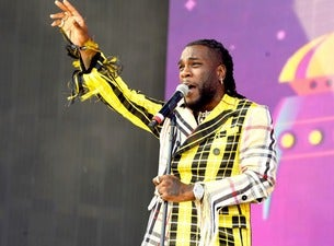 Burna Boy The African Giant Returns Tour Fillmore Silver Spring