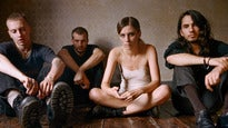 Wolf Alice with the Big Pink