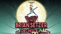 The Brian Setzer Orchesta's Christmas Rocks Tour presale code