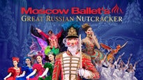 Moscow Ballet's Great Russian Nutcracker pre-sale password for early tickets in a city near you