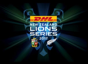 DHL New Zealand Lions Series 2017