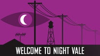Welcome To Night Vale pre-sale password for performance tickets in a city near you (in a city near you)