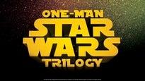One-Man Star Wars Trilogy