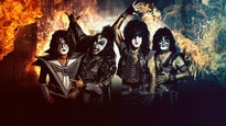KISS: End of the Road World Tour presale code for show tickets in a city near you (in a city near you)