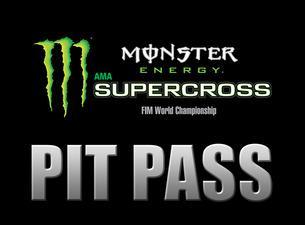 tickets monster energy supercross fan fest pass preshow fan fest