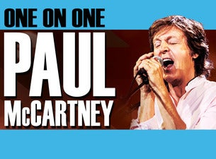 Tickets paul mccartney tinley park il at live nation - Paul mccartney madison square garden tickets ...
