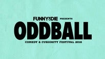 Oddball Comedy Fest: Sebastian Maniscalco, Tracy Morgan, Jim Jefferies