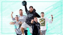 The Dude Perfect Pound It Noggin Tour presale code for early tickets in a city near you
