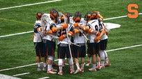 Syracuse University Mens Lacrosse vs. University of Virginia Men's Lacrosse