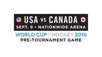 Usa Hockey National Team vs. Team Canada