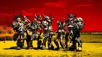 GWAR - The Blood of Gods Tour
