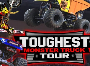 Tickets Hugo S Toughest Monster Truck Tour Championship Weekend Grand Forks Nd At Ticketmaster