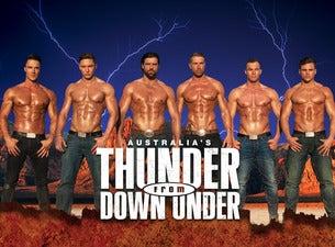 Tickets Thunder From Down Under Las Vegas Nv At Ticketmaster