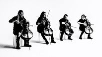 Apocalyptica: Plays Metallica By Four Cellos Tour presale code for early tickets in a city near you