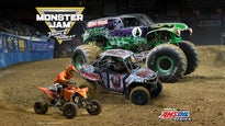 Monster Jam Triple Threat Series featuring the AMSOIL Series