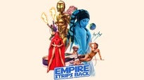 The Empire Strips Back: A Burlesque Parody presale code