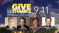 Give Thanks Event