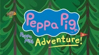 Peppa Pig Live! pre-sale code for early tickets in a city near you