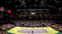 Davis Cup by BNP Paribas: USA v Switzerland Three Day Package