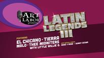 Chicano Soul Legends