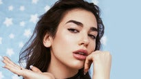 Dua Lipa: The Self-Titled Tour presale code for early tickets in a city near you