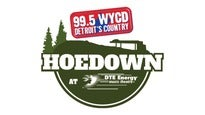 Brad Paisley with Chris Young:  99.5 WYCD Hoedown