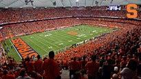 Syracuse Orange Football vs. North Carolina State University Wolfpack Football
