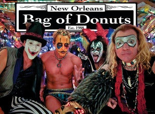 Tickets Bag Of Donuts Gulfport Ms At Ticketmaster