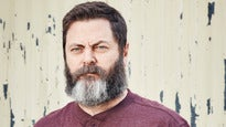 Nick Offerman presale passcode for early tickets in a city near you