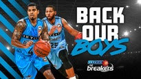 SKYCITY Breakers vs. Melbourne United