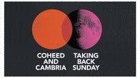 Coheed and Cambria & Taking Back Sunday