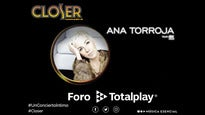 Closer con Ana Torroja