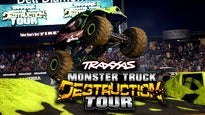 Traxxas Monster Truck Destruction Tour