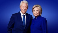 An Evening With The Clintons pre-sale code for performance tickets in a city near you (in a city near you)