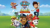 PAW Patrol Live!: Race to the Rescue presale password for early tickets in a city near you