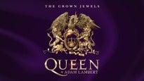Queen + Adam Lambert - The Crown Jewels presale password for show tickets in Las Vegas, NV (Park Theater)