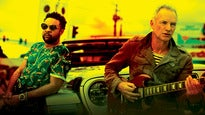 Sting & Shaggy - The 44/876 Tour presale code for show tickets in a city near you (in a city near you)