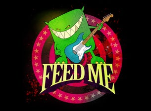 Live Nation and Steez Promo Present Feed Me with Teeth
