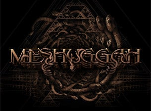Scion Presents: Meshuggah