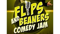 Flips and Beaners Comedy Jam